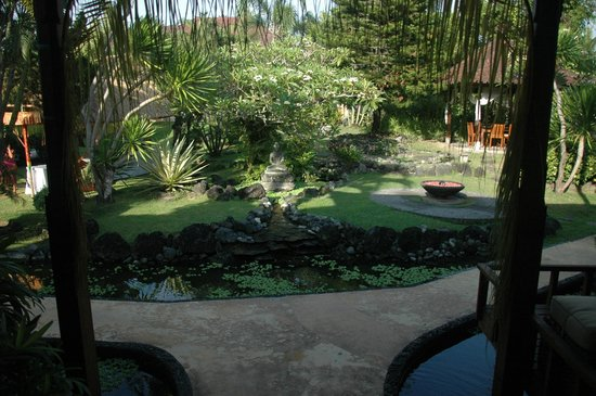 Vision Villa Resort: Grounds