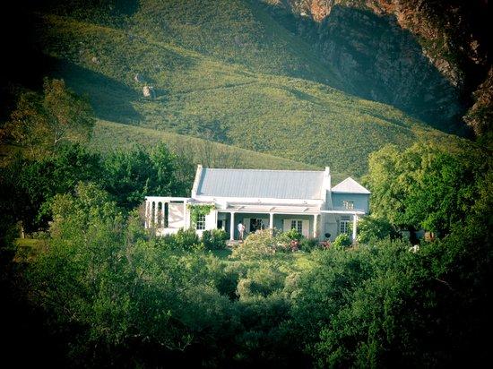 Die Laaitjie: The manor house