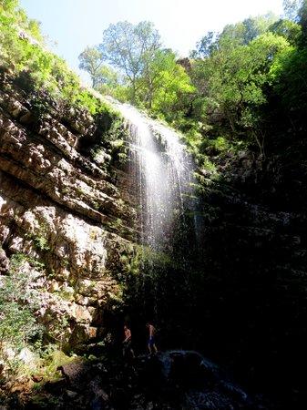 Die Laaitjie: Hike to waterfall