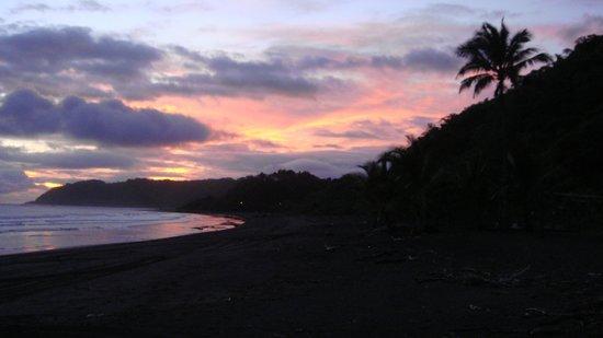 Hotel Playa Cambutal: Playa Cambutal Sunset