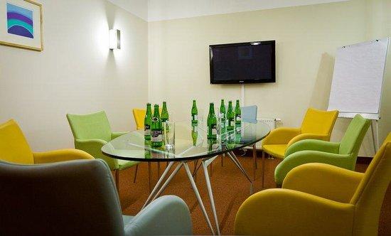 Mamaison Residence Belgicka Prague: Meeting Room