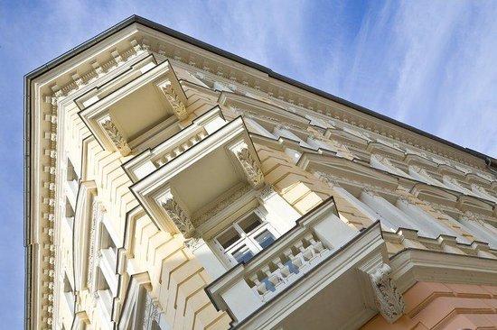 Mamaison Residence Belgicka Prague: Exterior