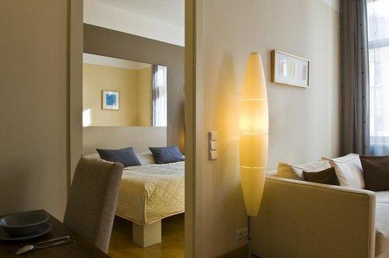 Mamaison Residence Belgicka Prague: One Bedroom Business