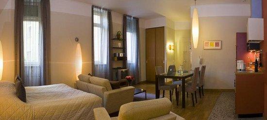 Mamaison Residence Belgicka Prague: Room