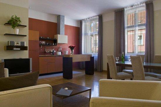 Mamaison Residence Belgicka Prague: One Bedroom Executive at Mamaison Residence