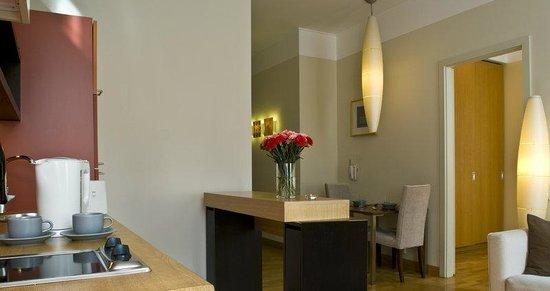 Mamaison Residence Belgicka Prague: One Bedroom Business at Mamaison Residence