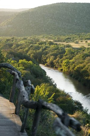 Kwandwe Great Fish River Lodge: Great Fish River