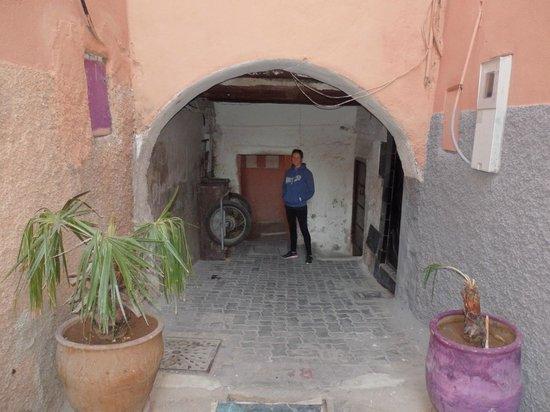 Riad Dar Mchicha : fine del vicolo