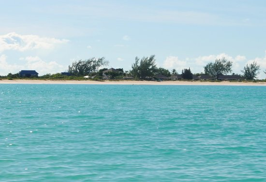 The Meridian Club Turks & Caicos: From the Boat