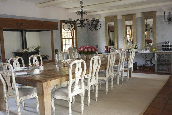 Franschhoek Manor: POSTO INCANTEVOLE