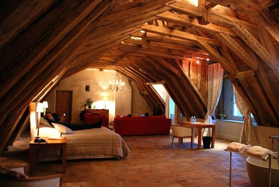 Chateau des Arpentis: Quarto principal