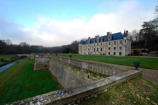 Chateau des Arpentis : Vista do hotel