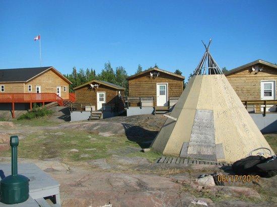 Trout Rock Lodge: Rooms