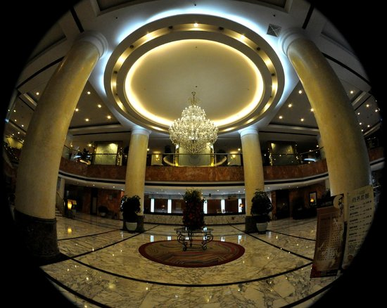 Guilin Plaza Hotel: Main reception
