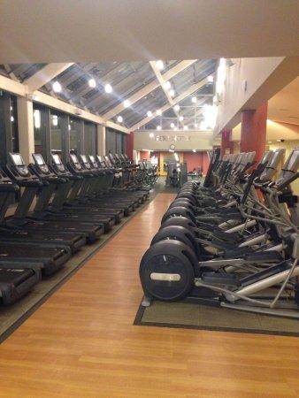 West 57th Street by Hilton Club: Large gym