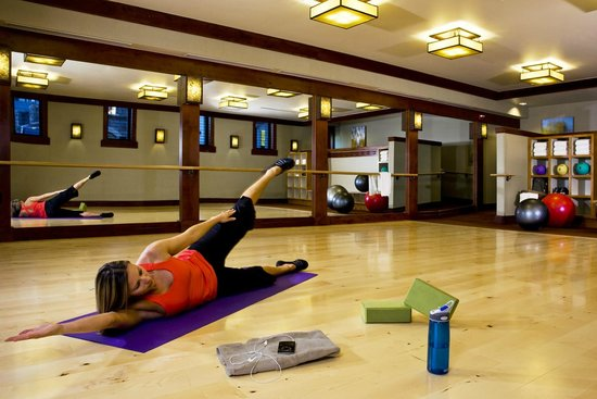 The Lodge at Vail, A RockResort: Movement Studio, various classes available!