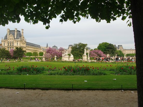 Tuileries garden picture of jardin des tuileries paris for Jardin tuileries