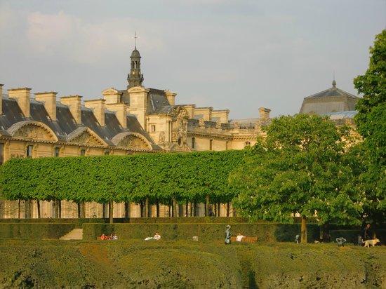 Jardin des tuileries picture of jardin des tuileries for Jardin 87