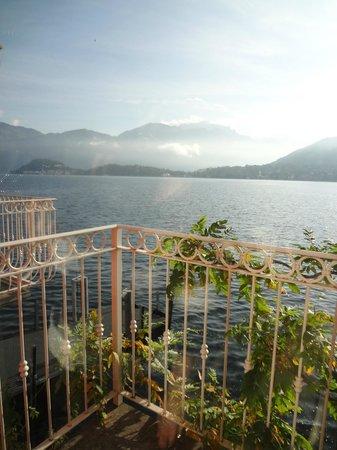 Hotel La Darsena: vista desde el cedor