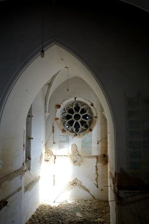 Church of the Heart of Jesus: Heart of Jesus Cathedral: needs reconstruction
