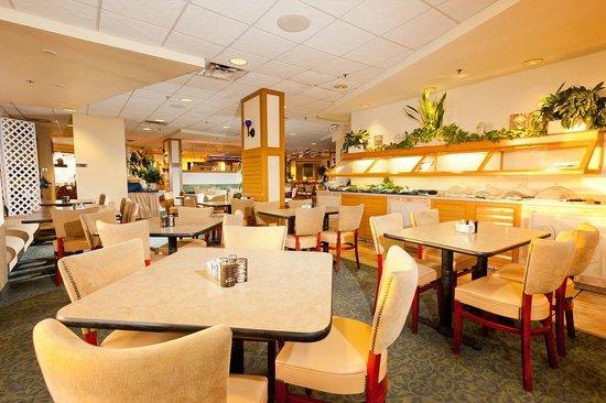 Ocean Breeze Club Hotel: Atlantic Jack's Dining Room