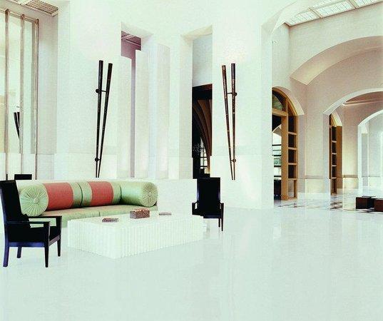 Trident, Gurgaon: The lobby