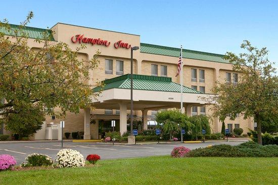 Hampton Inn Cleveland Solon