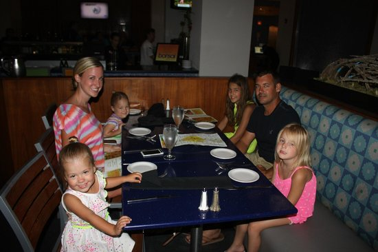 Hilton Pensacola Beach: Restaurant