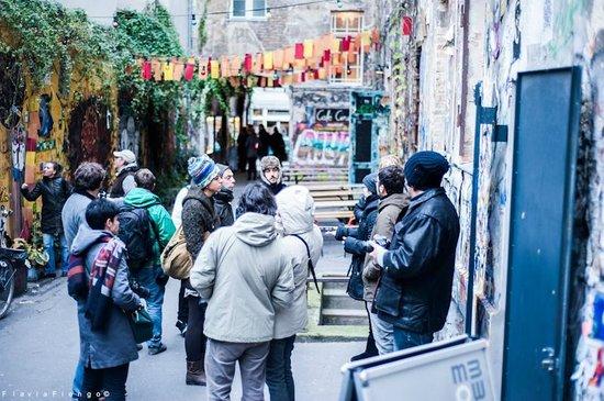 BerlinAndOut: memorie urbane staff
