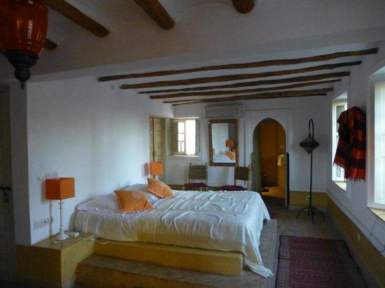 Riad Dar Nimbus: notre chambre