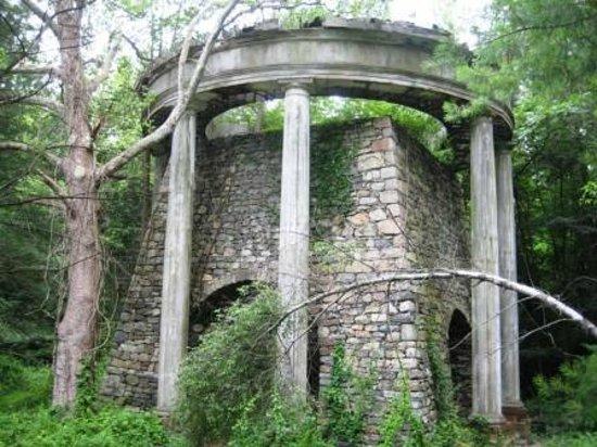 Sterling Forest State Park: historical Sterling Furnace
