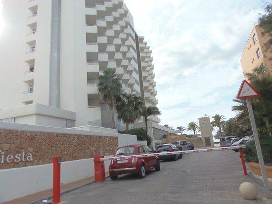 HM Gran Fiesta: Vista exterior
