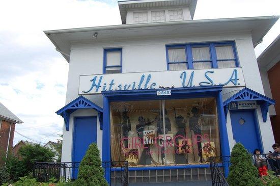 Motown Museum : Hitsville USA