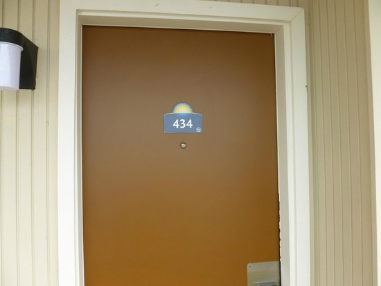 Days Inn Henrietta/Rochester Area: I was in room 434