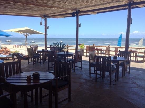 Bamburi, Kenia: Beach Bar