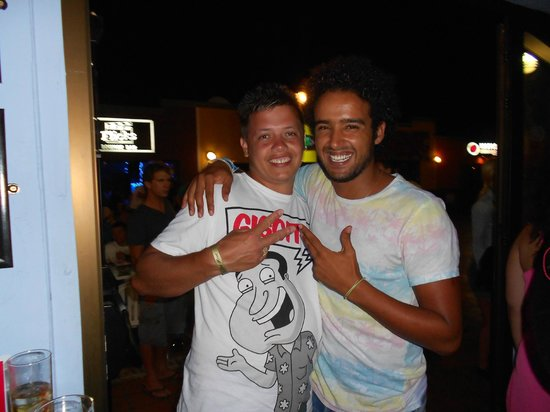 LABRANDA Aloe Club Resort : Night out with Adnan & boyfriend x - Bromance