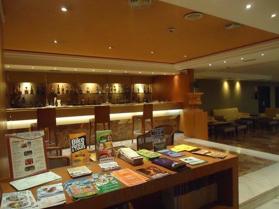 Hotel Don Paco: recepção
