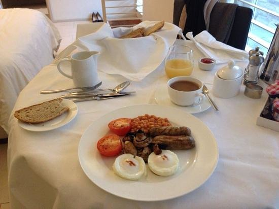 Brittons Farm : veggie breakfast