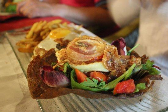 U Pozzu : Corsican burger