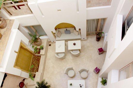 Dar Maya : Courtyard