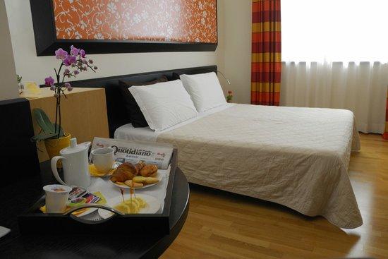 Sanlu Hotel: Colazione in camera