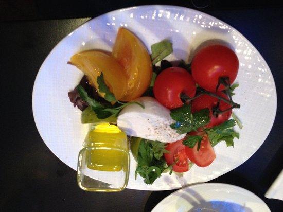 Publicis Drugstore : Tomate mozza