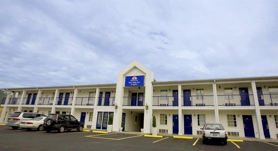 Americas Best Value Inn & Suites/Lookout Mountain West: Exterior