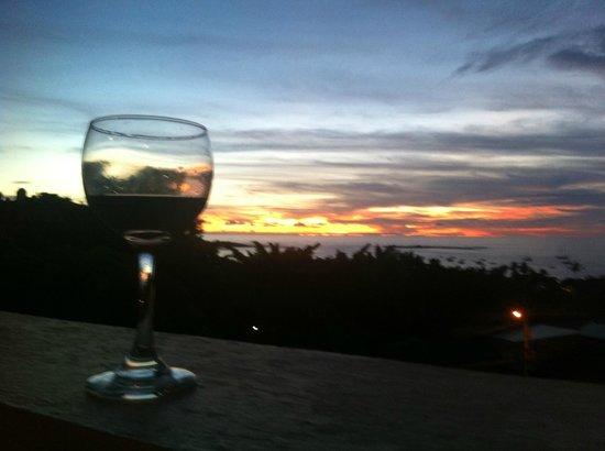 La Colina: Evening View