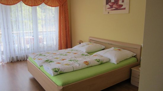 Krov, Allemagne : onze kamer