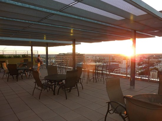 Drury Plaza Hotel San Antonio Riverwalk : 16th floor