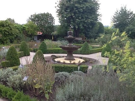 Kloster Hornbach: Der Kräutergarten