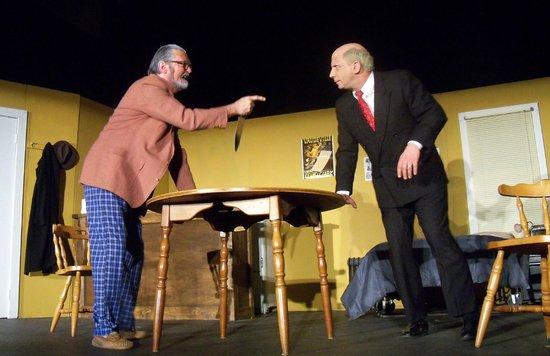 All an Act Theatre Production: Neil Simon's The Sunshine Boys