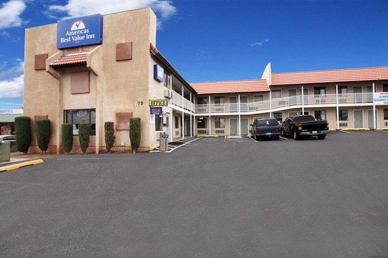 Americas Best Value Inn Page: Exterior