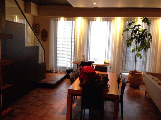 أوتل لو جيرمين مونتريال: 16th floor Apartment suite, 1st floor